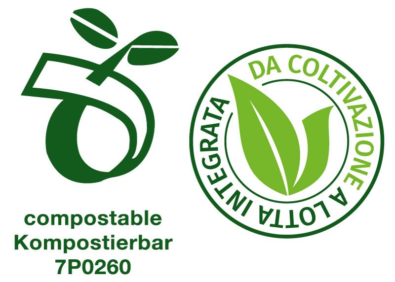 logo compostabilegreen